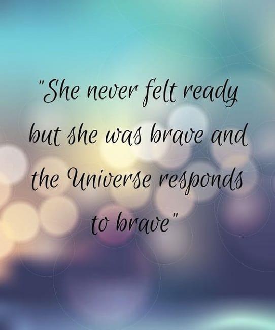 you are brave meme